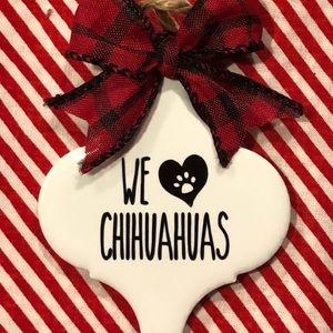 We ❤️ Chihuahuas!!